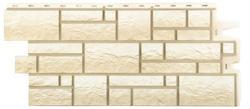 Фасадные панели Docke-R Burg белый