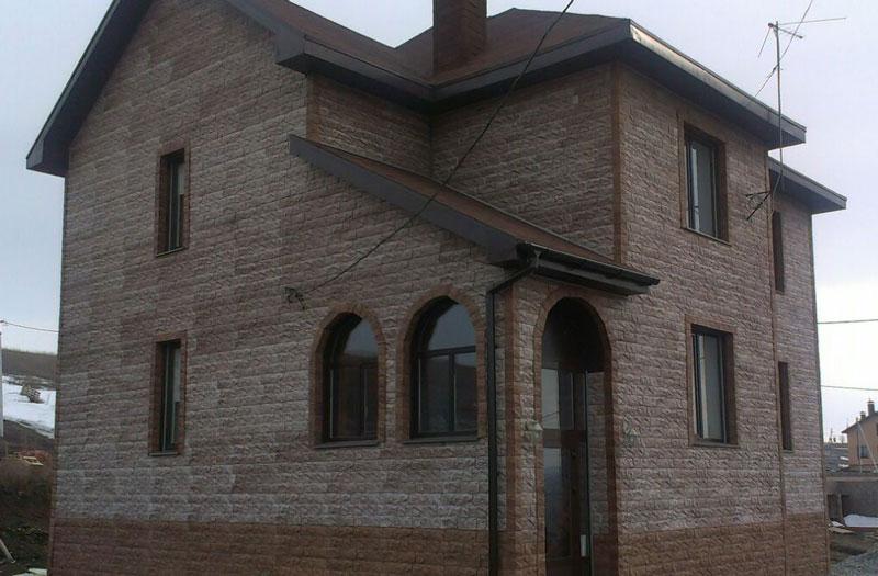 Панели Docke Fels фото дома