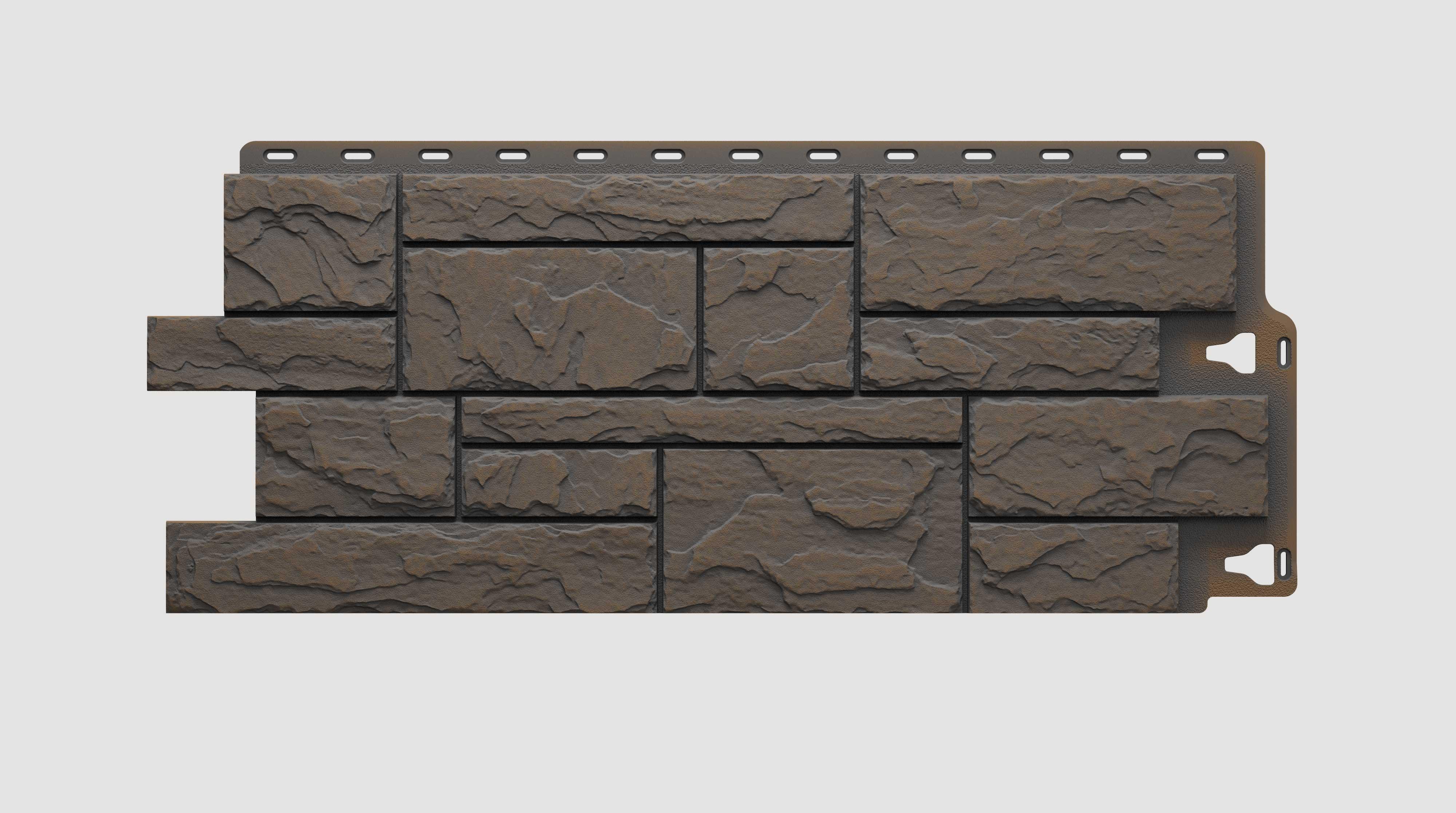 Фасадные панели Деке Slate