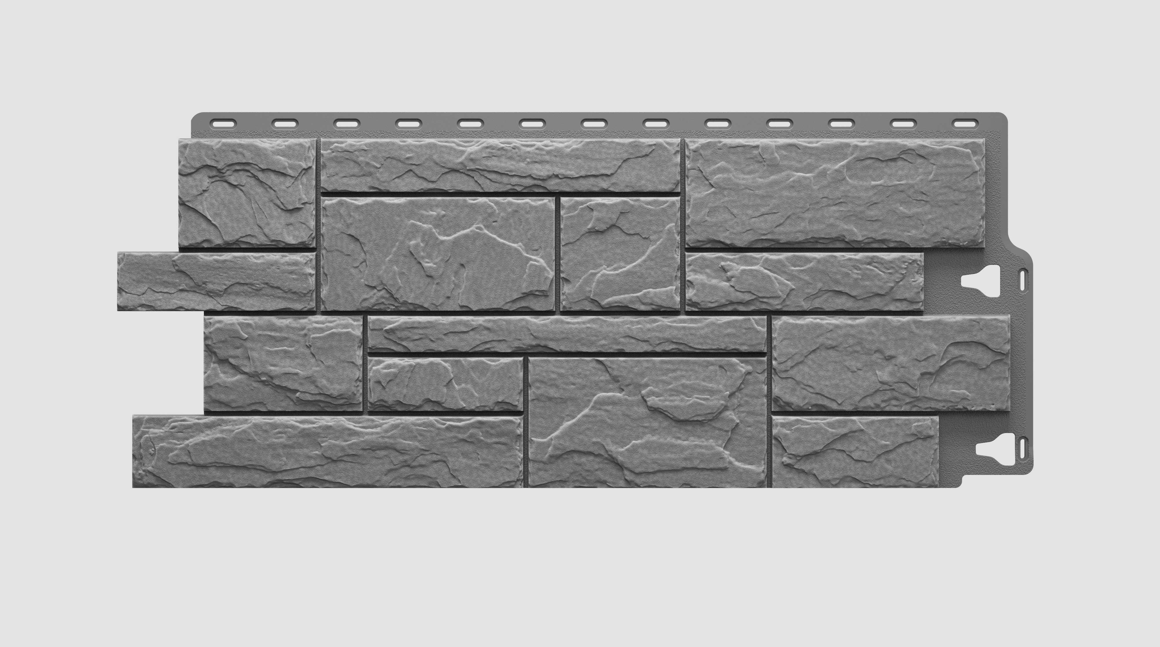 Фасадные панели Деке Slate Валь-гардена