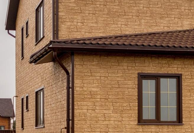 Фасадные панели Я Фасад фото дома
