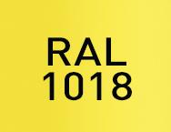 Цвет RAL 1018