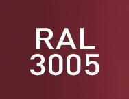 Цвет RAL 3005