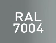 Цвет RAL 7004