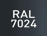 Цвет RAL 7024