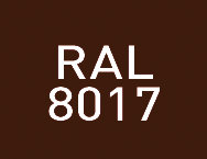 Цвет RAL 8017