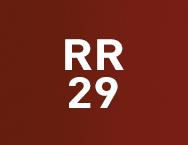 Цвет RR 29