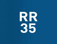 Цвет RR 35