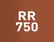 Цвет RR 750